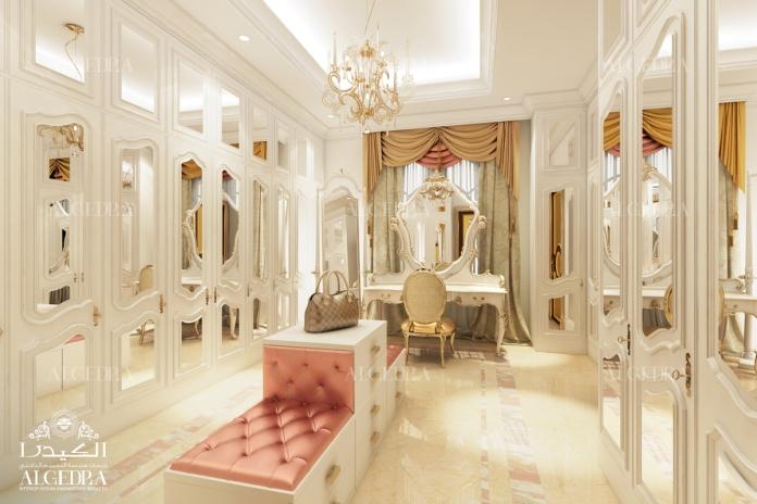 Luxury Dressing Room Design Algedra